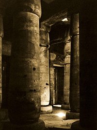 Temple of Seti I at Abydos