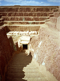 Mastaba of Khentika at Qila el-Daba