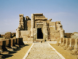 Temple of Deir el-Hagar