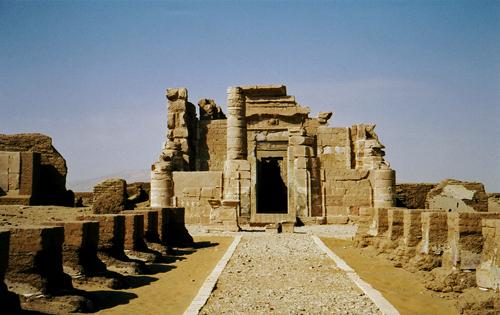 Temple of Deir el-Hagar