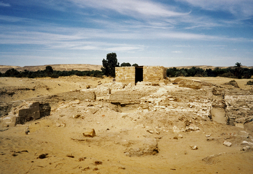The Temple of Alexander