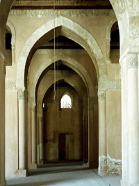 Arcade of ibn Tulun's Mosque