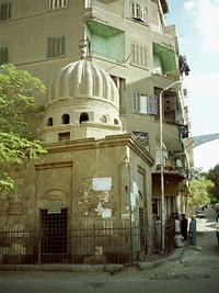 Mausoleum of Mustafa al-Din Sangar