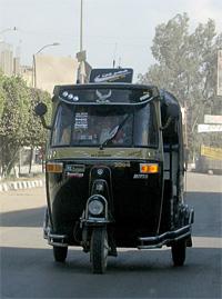 Delta taxi