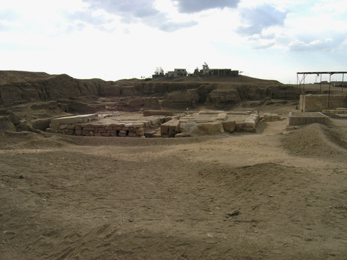Tanis royal tombs