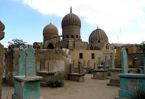 Tombs in the Southern Qarafa