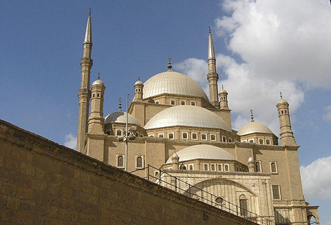 Mosque of Mohammed Ali in the Citadel