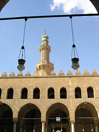 The Mosque of al-Nasr Mohammed