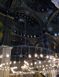 Domes of Mohammed Ail Mosque