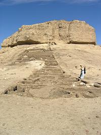 Japanese excavation site at Akoris