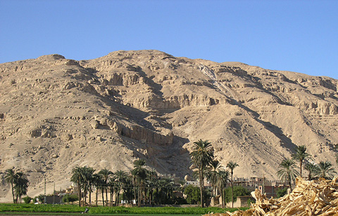 Tombs at el-Salamuni