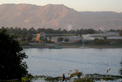 Another Nile Morning
