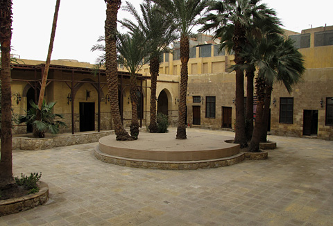 Palace of Amir Taz