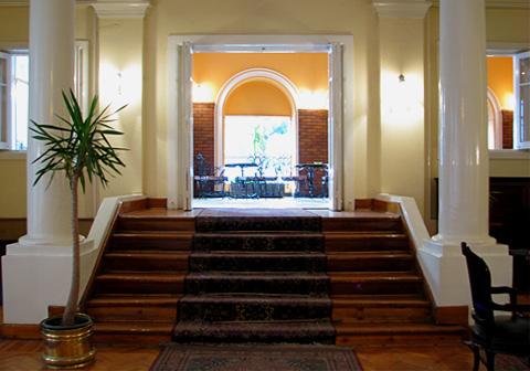 Victoria Hotel, Cairo