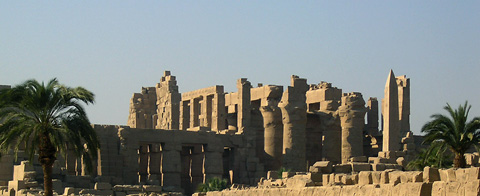 Karnak's Hypostyle Hall