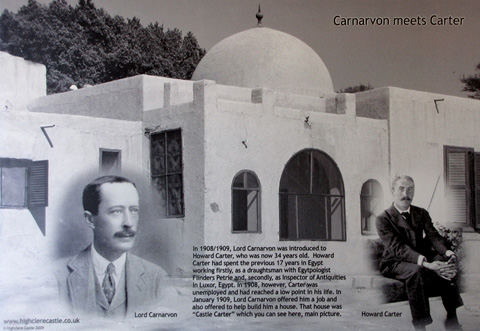 Carter meets Carnarvon
