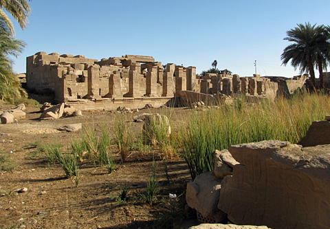 Jubilee Temple of Amenhotep II