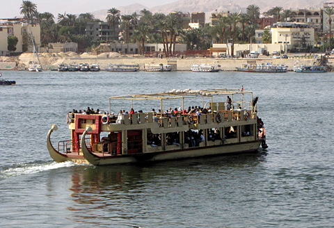 The Luxor Ferry