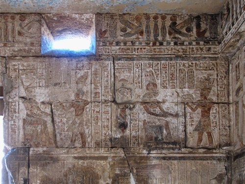 Gods and Kings at Qasr el-Aguz