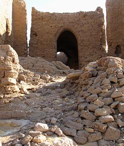 Mudbrick Temple