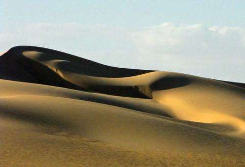 Kharga Dunes