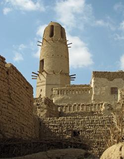 Minaret of Nasr el-Din