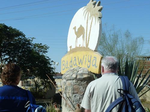 Back at Hotel Badawiya