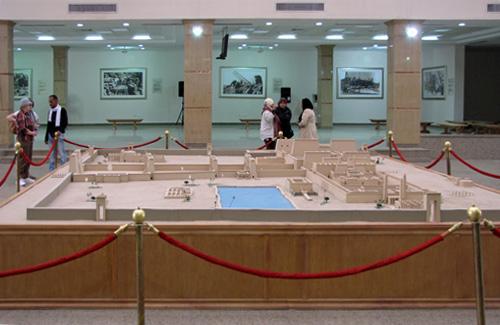 Karnak Visitors Centre